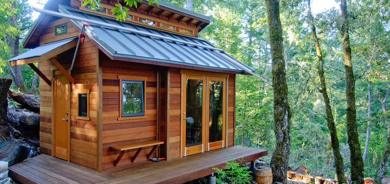 Tiny Houses: mini casas sostenibles